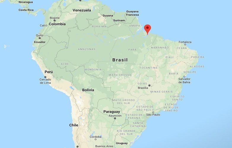 belem brasil mapa 2