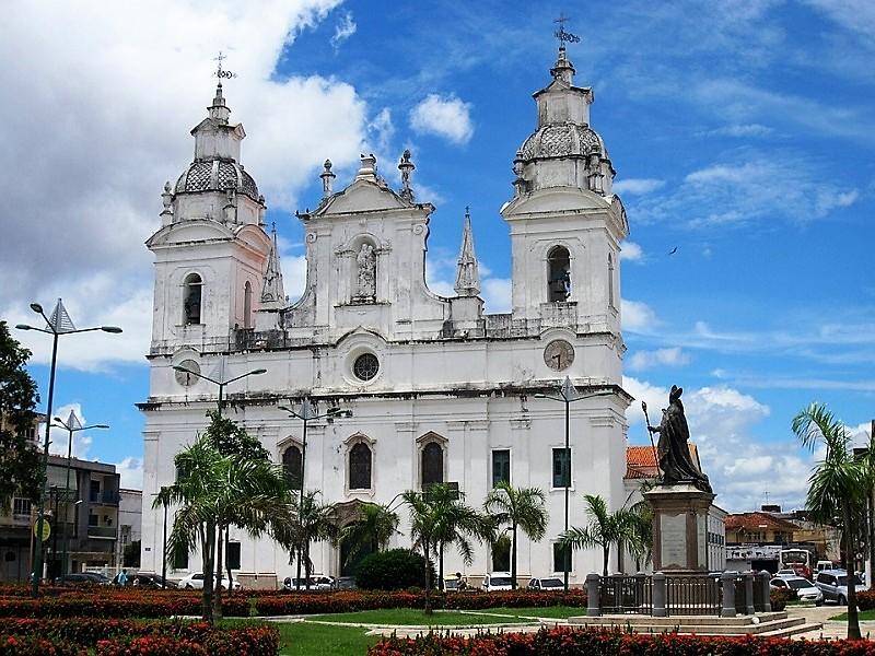 catedral de Belem Brasil