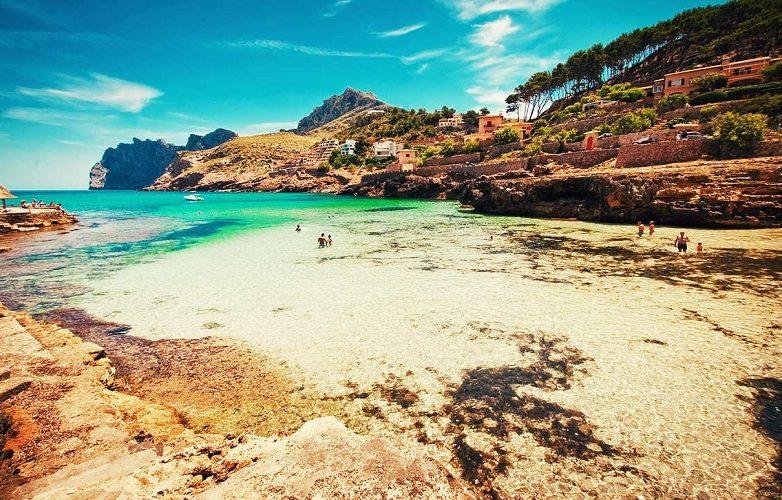 Islas Baleares playas 1
