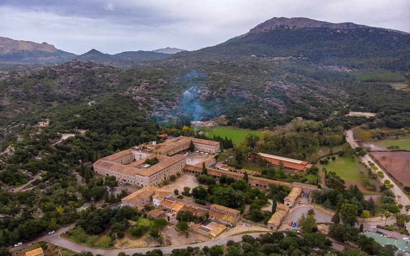 Monasterio de Lluc escorca