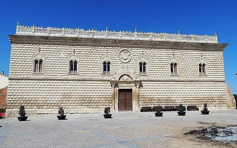 Palacio de Cogolludo guadalajara españa
