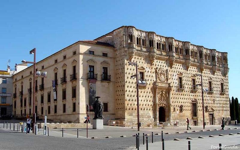 Palacio de los Duques del Infantado guadalajara españa