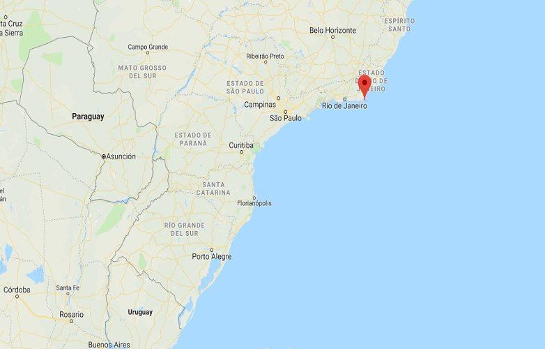 Arraial Do Cabo mapa 4