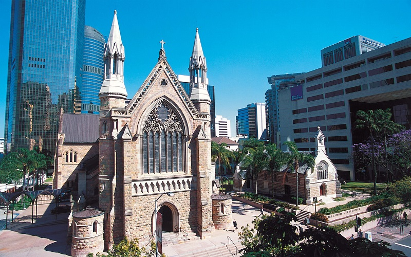 Cathedral of st Stephen Brisbane