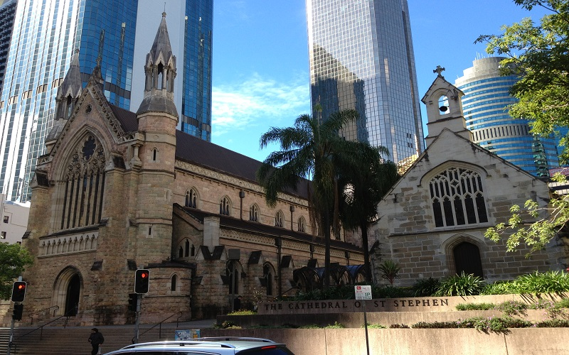 st stephen's chapel brisbane