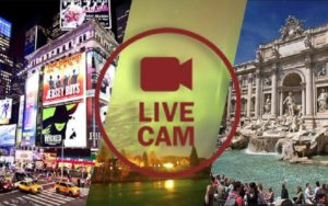Cámaras en VIVO – Live Webcams
