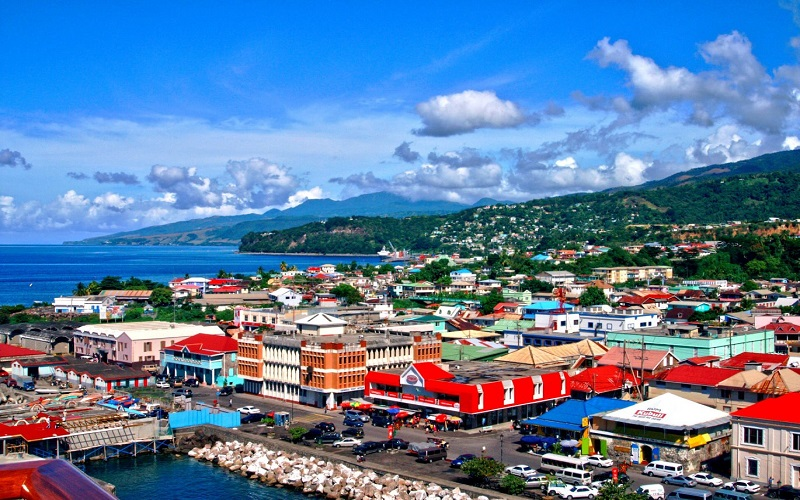 dominica capital roseau